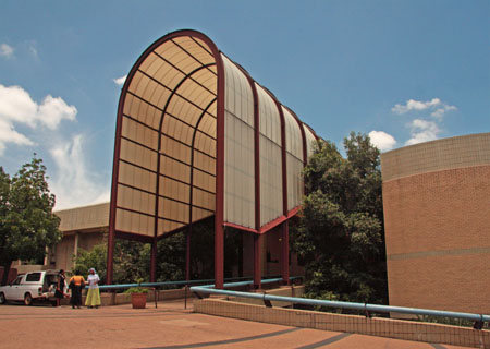 National Museum of Cultural History, Zuid-Afrika